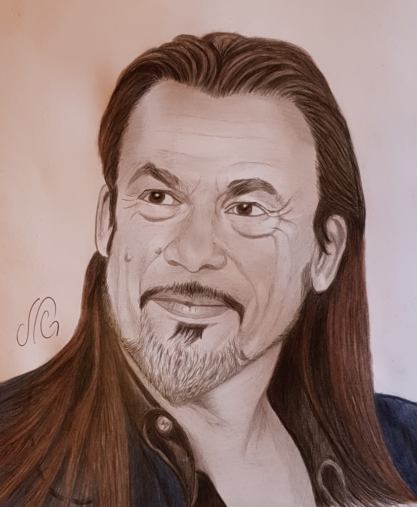 Florent Pagny by Nicky08